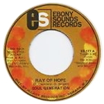 Soul Generation - Ray Of Hope